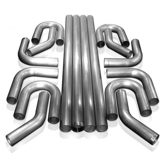 Diseñador de varilla de acero inoxidable funciona de escape Kit 3  Kit de Soldadura a tope ()