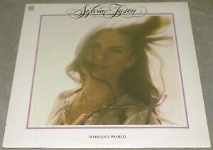 SYLVIA TYSON Woman's World NEW SEALED 1975 Capitol ST-11434 Vinyl Folk LP IAN &