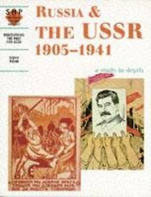 1 of 1 - Russia and the USSR 1905-1941: A Depth Study by Terry Fiehn Paperback Book