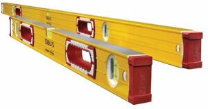 Stabila-Remodeler-Set-58-034-32-034-37832-Includes-58-Inch-and-32-Inch-Levels