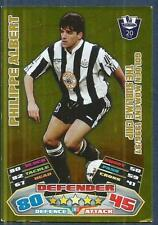 TOPPS MATCH ATTAX 2011-12- #GM13-GOLDEN MOMENT-NEWCASTLE UNITED-PHILIPPE ALBERT