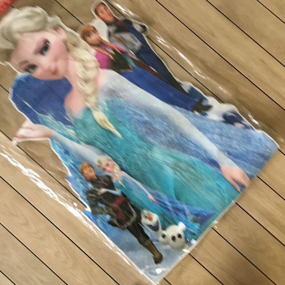 Wallstickers, Frost wallstickers med Elsa fra Frost