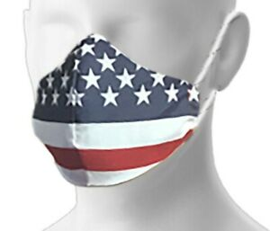 American Flag Face Mask Usa Prevent Foggy Glasses Filter Pocket Reusable Ebay