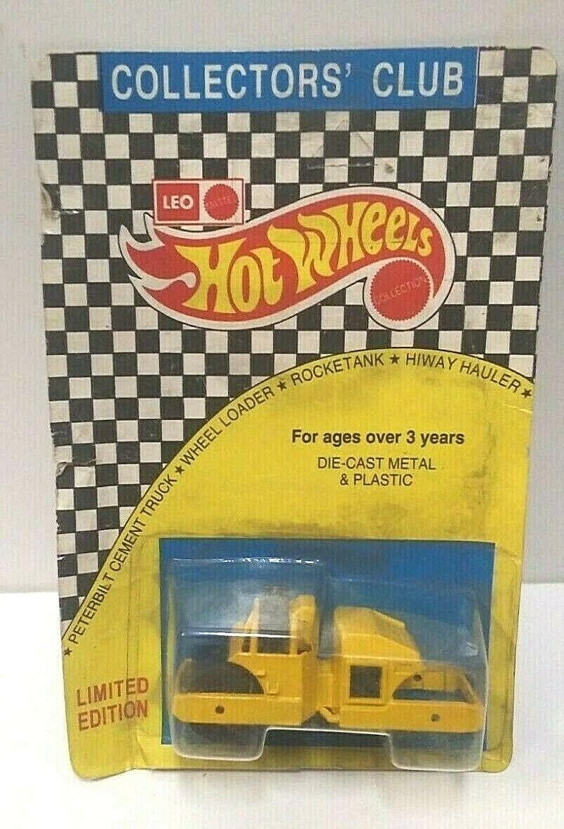 Hot Wtalons Leo Mattel Collectors' Club Road  Roller VHTF India ERROR  gros pas cher