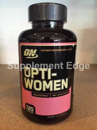 994d4bac0 Optimum Nutrition Opti-women Women s Multivitamin 120 Capsules for sale  online