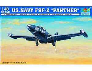 Trumpeter-1-48-F9F-2-Panther-02832-2832