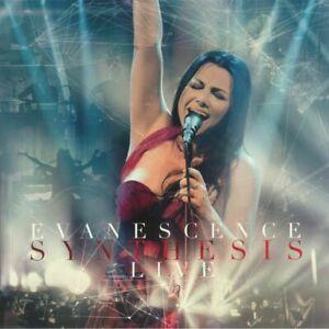 EVANESCENCE-Synthesis-Live-Vinyl-gatefold-180-gram-vinyl-2xLP-booklet