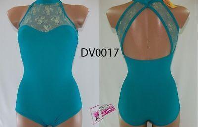 Dinamico Body Danza Particolare Con Merletto Dv0017 Danza Classica Etoile Spettacolo Sconti