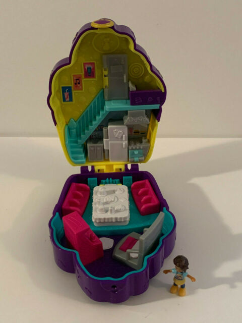 Polly Pocket Big Pocket World 2 Figure Multicolor