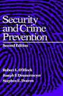 Security and Crime Prevention by Stephen E. Doeran, Robert L. O'Block, Joseph F. Donnermeyer (Hardback, 1991)