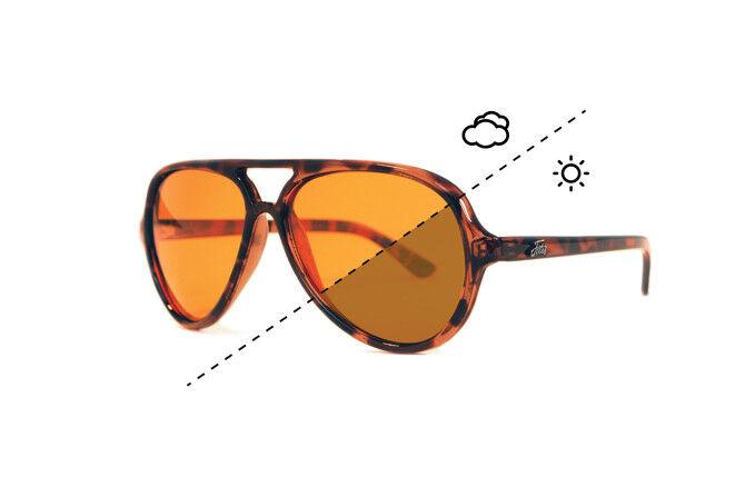Fortis Carp Fishing  Aviator Switch  Polarised Sunglasses - AV003