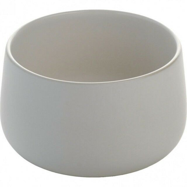 Alessi Lot de 4 tasses céramique grès série  Ovale