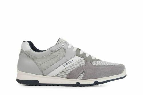 "Geox Scarpa Uomo Sneaker Casual Sportiva /"" WILMER U023XC 0142 /"" SCONTO 30/%"