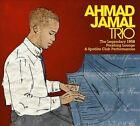The Legendary 1958 Pershing Lounge & Spotlite Club Performances by Ahmad Jamal Trio/Ahmad Jamal (CD, Feb-2011, 3 Discs, Solar)