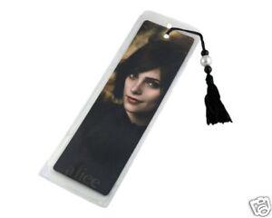 Twilight-New-Moon-Alice-Cullen-Bookmark-NEW-Ashley-Greene
