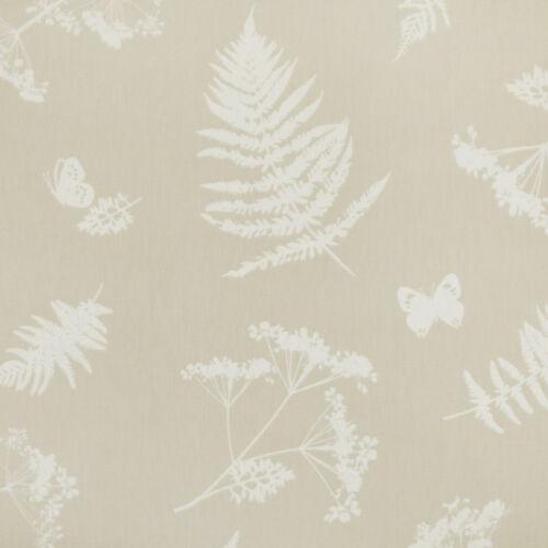Clarke /& Clarke Pvc Tissu Nettoyage Nappe Toile Cirée-Rond 100 cm à 130 cm