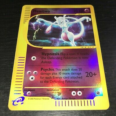 Mewtwo Expedition Englisch Pokemon 56//165