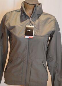 e811d3f848e8 Nike Para Mujer Storm-FIT corriendo chaqueta 546679 013 Nuevo w tags ...