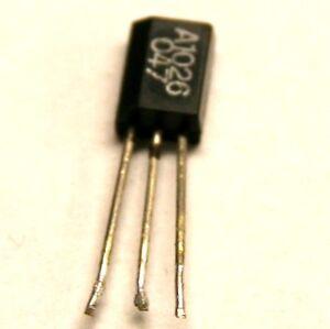 Pulled original transistor 2SA1026