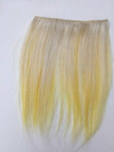 Details about 8\' Clip in Human Hair Extensions