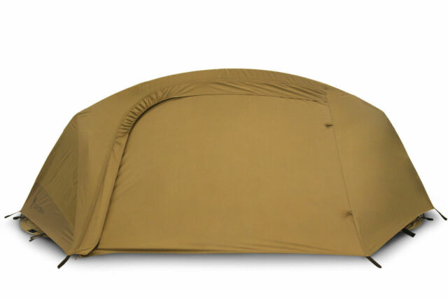 NEW GENUINE US MARINES COYOTE BROWN CATOMA EBNS ENHANCED BED NET SYSTEM TENT.