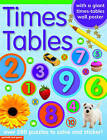 Times Tables Sticker Book by Chez Picthall (Paperback, 2010)