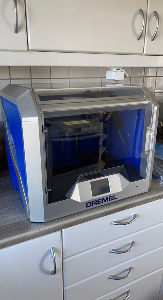 3D Printer, Dremel, God