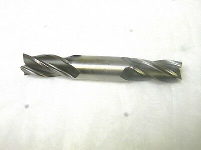 """Accupro Double End Corner Rounding End Mill 1//4/"""" Diam x 0.062/"""" R 4FL 07339443"""