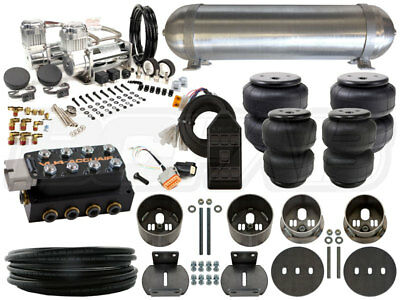 Complete Air Ride Suspension Kit 1961 1964 Cadillac