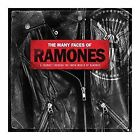 The Many Faces of Ramones: A Journey Through the Inner World of Ramones [Box] by Various Artists (CD, Nov-2014, 3 Discs, Music Brokers)
