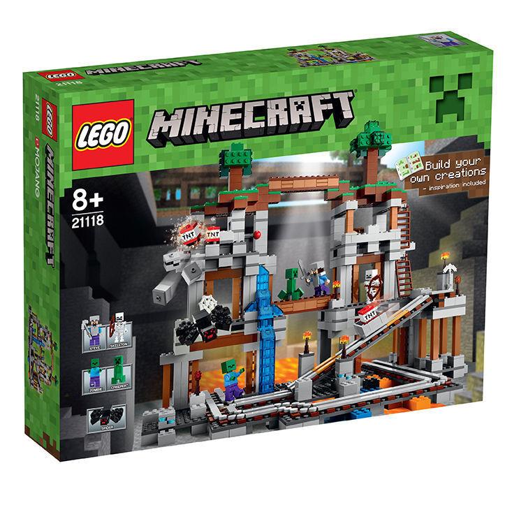 LEGO Minecraft Die Mine (21118)