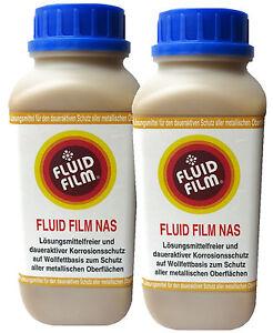 Fluid Film NAS 2 x 1 L. - HODT - Rostschutz - Unterbodenschutz - Hohlraumschutz