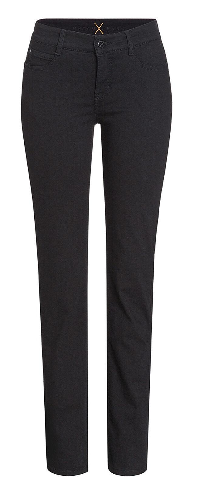 MAC Damen Jeans Dream 5401 NEU schwarz D999 Alle Größen Längen