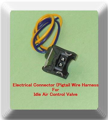 Toyota 3SGTE 4AGE IACV Idle Air Control Valve 3 Wire Sensor Plug Connector LX20