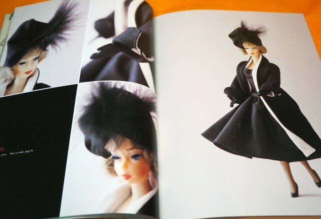 Dresses for Classic Barbie Dolls Book from Japan Japanese #1134