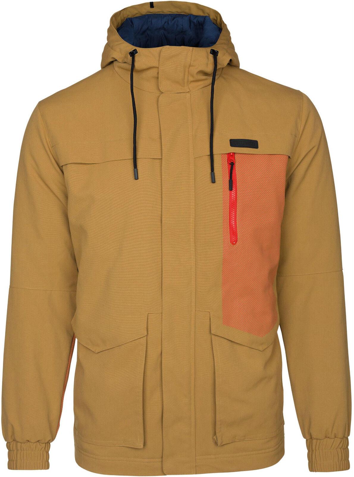 Ion chaqueta  Storm  resistente al agua, viento denso, transpirable