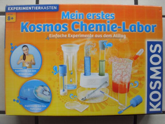 Mein erstes kosmos chemie labor ebay