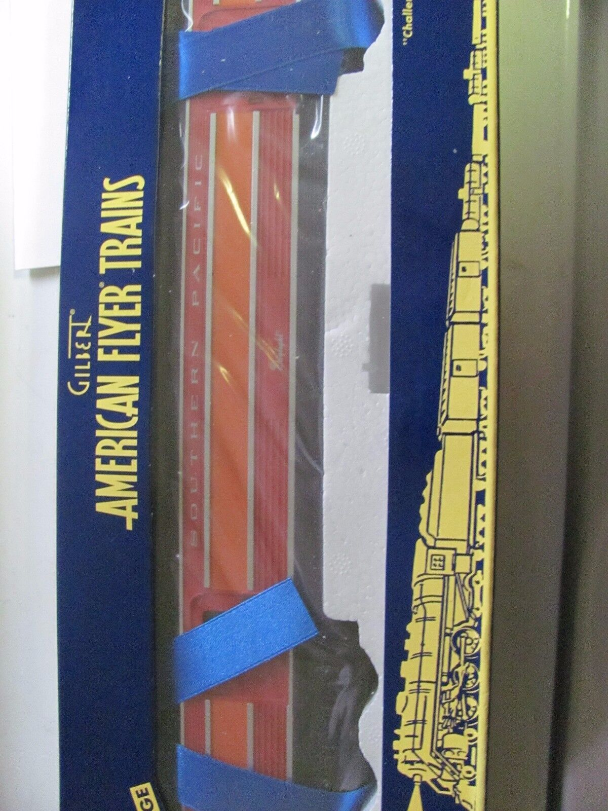 American Flyer Southern Pacific Baggage Car New in Box