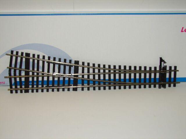 Lenz Spur O 45032-01 Handweiche rechts neu Neuware