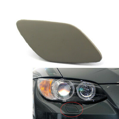 Painted or Primed BMW Left Headlight Washer Cover E90 E92 E93 M3/'s 2007-2013