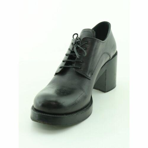 Auth miumiu Black Womens Boots US#8