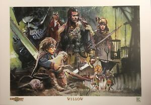 Willow-30th-Anniversary-NC-Comicon-Tommy-Lee-Edwards-Art-Print-Limited-Edition