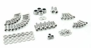 STAINLESS-STEEL-BOLT-KIT-FOR-R32-R33-GTR-SKYLINE-RB26-GTST-100pce