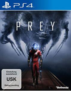 Sony PS4 Playstation 4 Spiel ***** PREY *********************************NEU*NEW