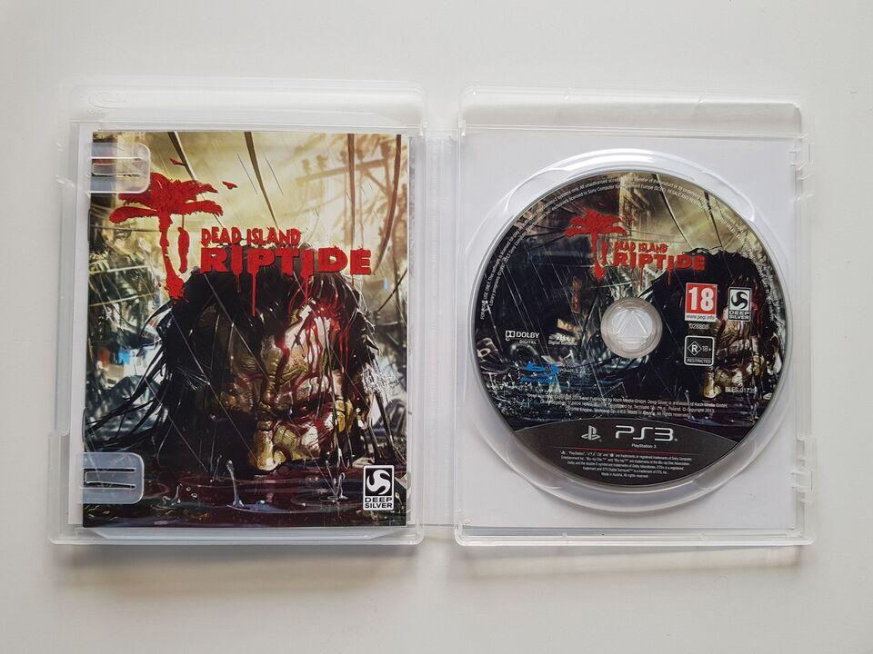 Dead Island Riptide, PS3