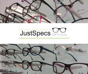 cd614e60e3eb Image is loading Reglaze-Spectacles-New-Prescription-lenses-in-your-own-