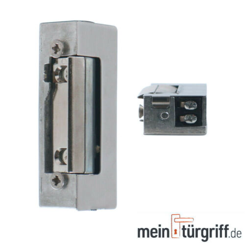 Dorcas Elektrischer Türöffner mit Tagesentriegelung E-Öffner D-45.ND//FLEX 20mm
