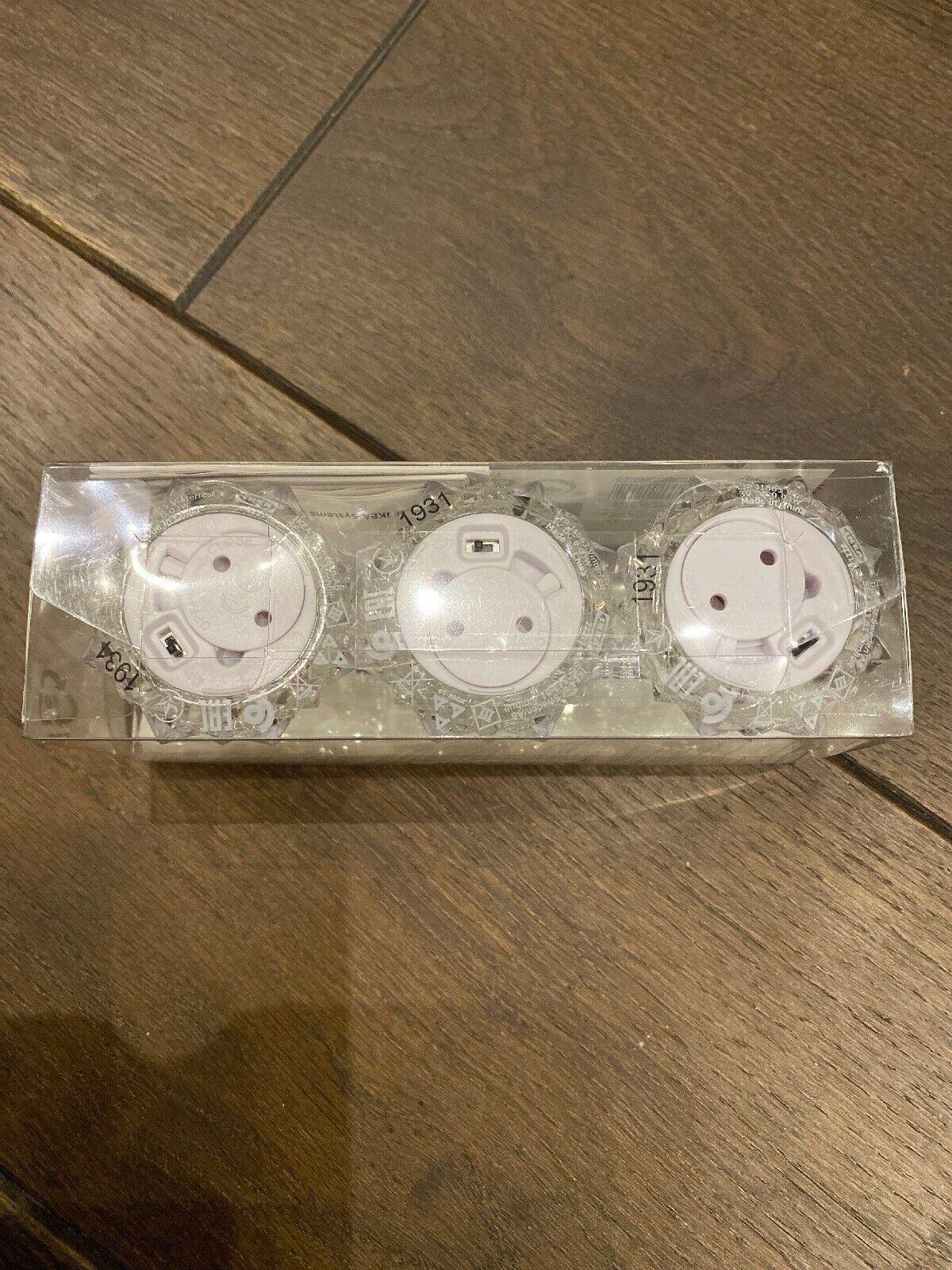 IKEA VINTERFEST VINTER Dekobeleuchtung LED batteriebetrieben 6 cm 504.333.84