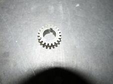 24 Tooth Atlas Craftsman Dunlap 109 101 618 6 Metal Lathe Change Gears