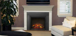 Majestic Simplifire Built In Electric Fireplace 36 Inch Ebay